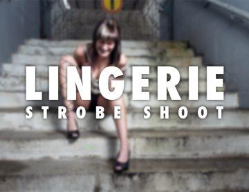 Lingerie Shooting mit Stefanie