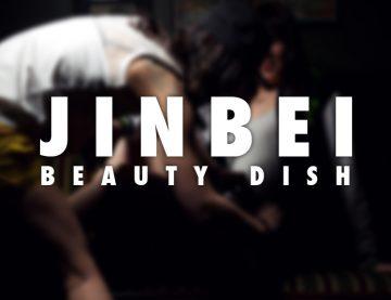 Mit dem Jinbei Beauty Dish unterwegs