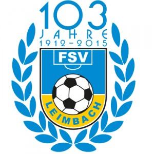 FSV Leimbach 103 Jahre Logo Fußball Verein