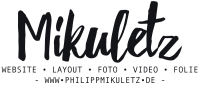Philipp Mikuletz Mediengestalter